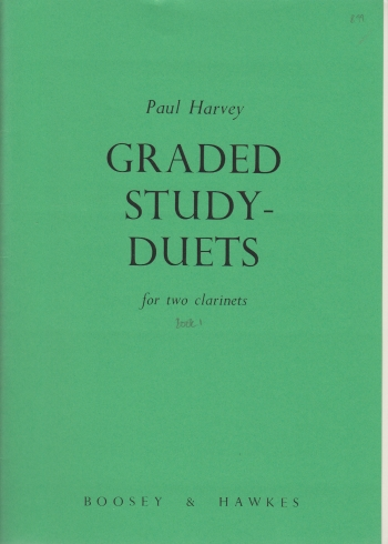 GRADED STUDY DUETS Book 1