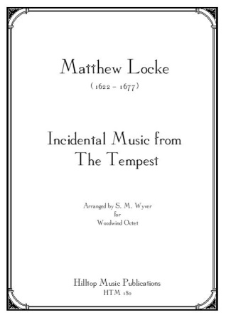 INCIDENTAL MUSIC FROM THE TEMPEST