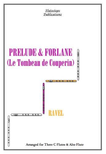 PRELUDE & FORLANE (score & parts)
