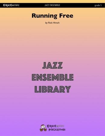 RUNNING FREE (score & parts)