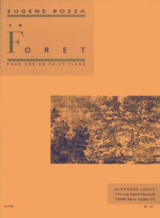 EN FORET Op.40