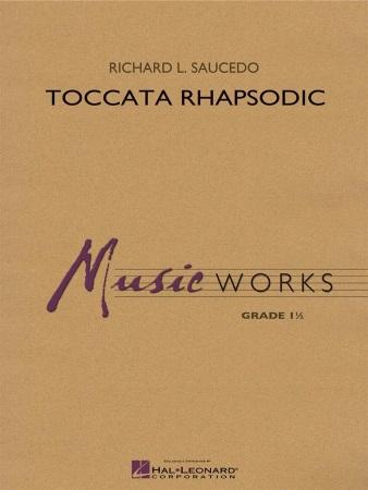 TOCCATA RHAPSODIC (score & parts)
