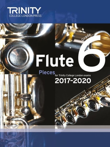 FLUTE PIECES 2017-2020 Grade 6 (score & part)
