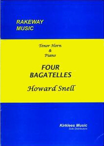 FOUR BAGATELLES