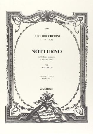 NOTTURNO No.4 Op.38 set of parts