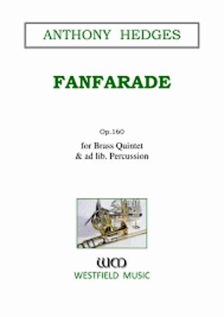 FANFARADE Op.160 score & parts