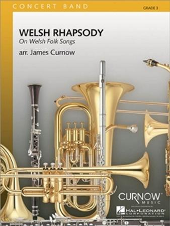 WELSH RHAPSODY (score)