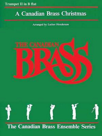 A CANADIAN BRASS CHRISTMAS 2nd trumpet
