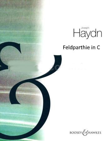 FELDPARTHIE in C