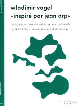 INSPIRE PAR JEAN ARP score