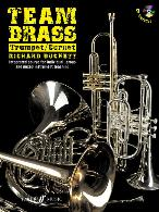 TEAM BRASS Trumpet/Cornet + CD