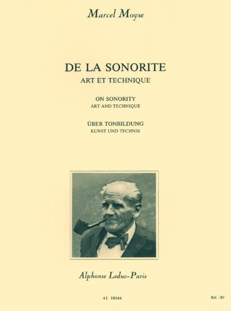 DE LA SONORITE Art et Technique