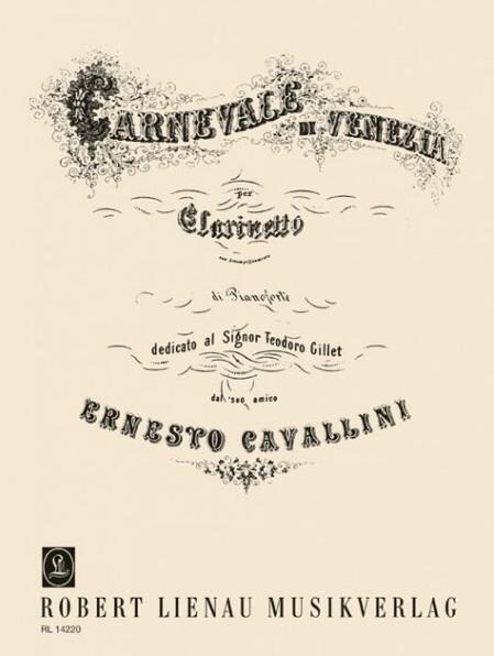 CARNIVAL OF VENICE Variations