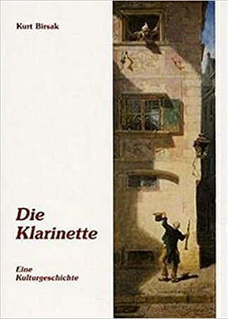 DIE KLARINETTE Ein Kulturgeschichte (German edition)