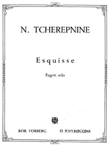 ESQUISSE Op.45 No.7