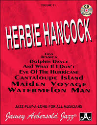 HERBIE HANCOCK Volume 11 + CD