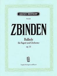 BALLADE Op.33