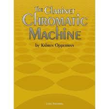 THE CLARINET CHROMATIC MACHINE