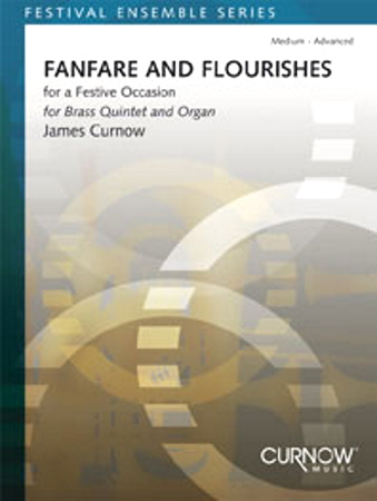 FANFARE AND FLOURISHES score & parts