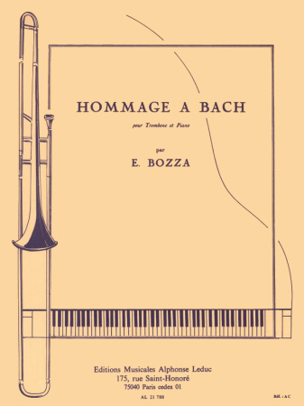 HOMMAGE A BACH