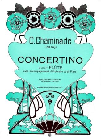 CONCERTINO  Op.107