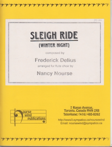 SLEIGH RIDE (Winter Night)