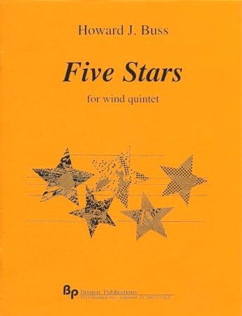 FIVE STARS score & parts