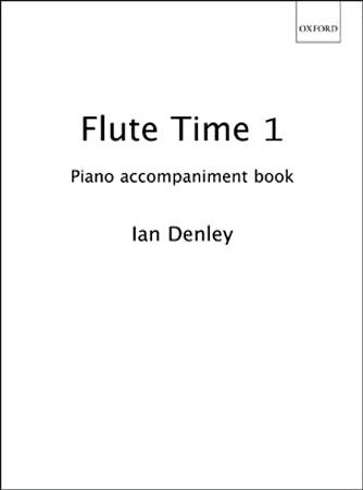 FLUTE TIME Book 1 piano accompaniment