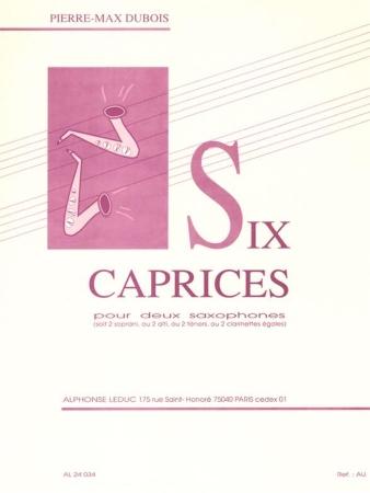 SIX CAPRICES