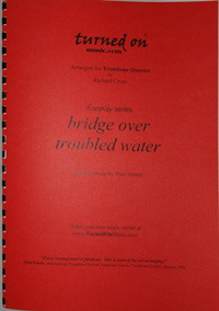 BRIDGE OVER TROUBLED WATER (score & parts)