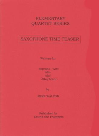 SAXOPHONE TIME TEASER