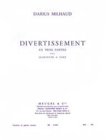 DIVERTISSEMENT EN TROIS PARTIES