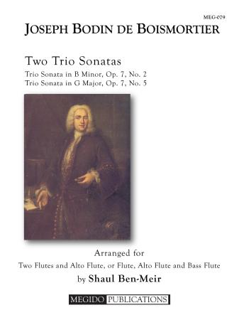 TWO TRIO SONATAS