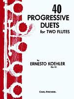 40 PROGRESSIVE DUETS Volume 2