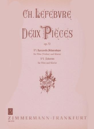 DEUX PIECES Op.72