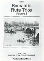 ROMANTIC FLUTE TRIOS Book 2
