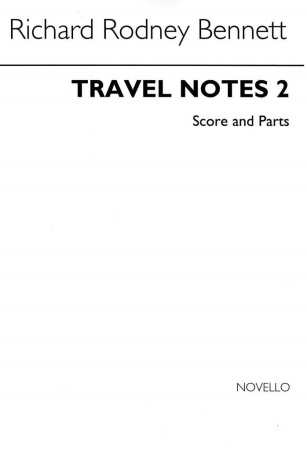 TRAVEL NOTES 2 (score & parts)