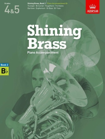 SHINING BRASS Book 2 Piano Accompaniment (Bb Instruments)