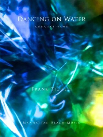 DANCING ON WATER (score)