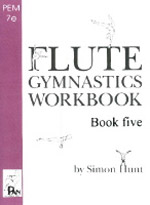 FLUTE GYMNASTICS WORKBOOK 5