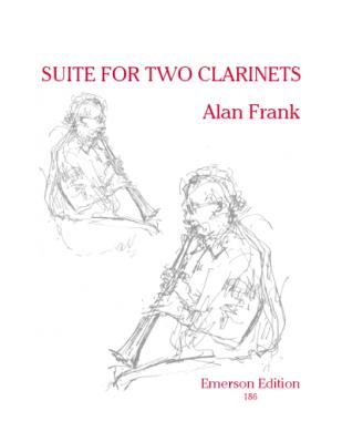 SUITE FOR TWO CLARINETS