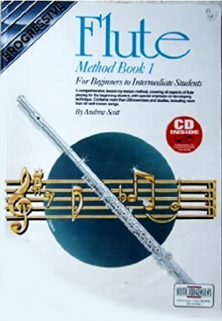 THE FIRST FLUTE BOOK (METHOD) Book 1