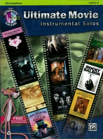 ULTIMATE MOVIE INSTRUMENTAL SOLOS + CD