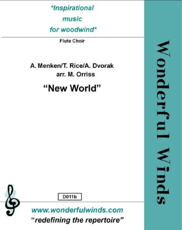 NEW WORLD (score & parts)