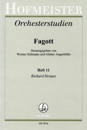 ORCHESTRAL STUDIES 11: Strauss, R.