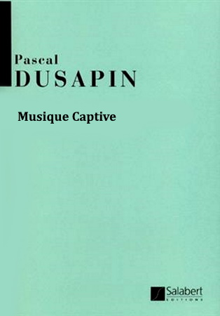 MUSIQUE CAPTIVE score