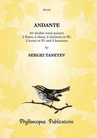ANDANTE (score & parts)