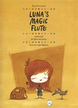 LUNA'S MAGIC FLUTE + CD