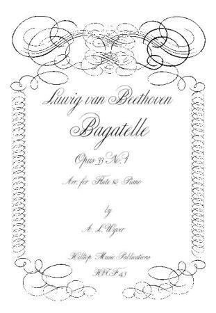 BAGATELLE Op.33/1