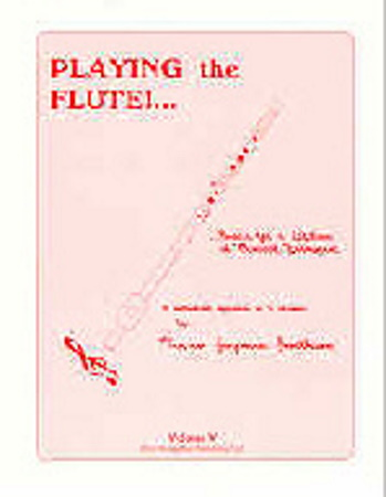 PLAYING THE FLUTE Book 5